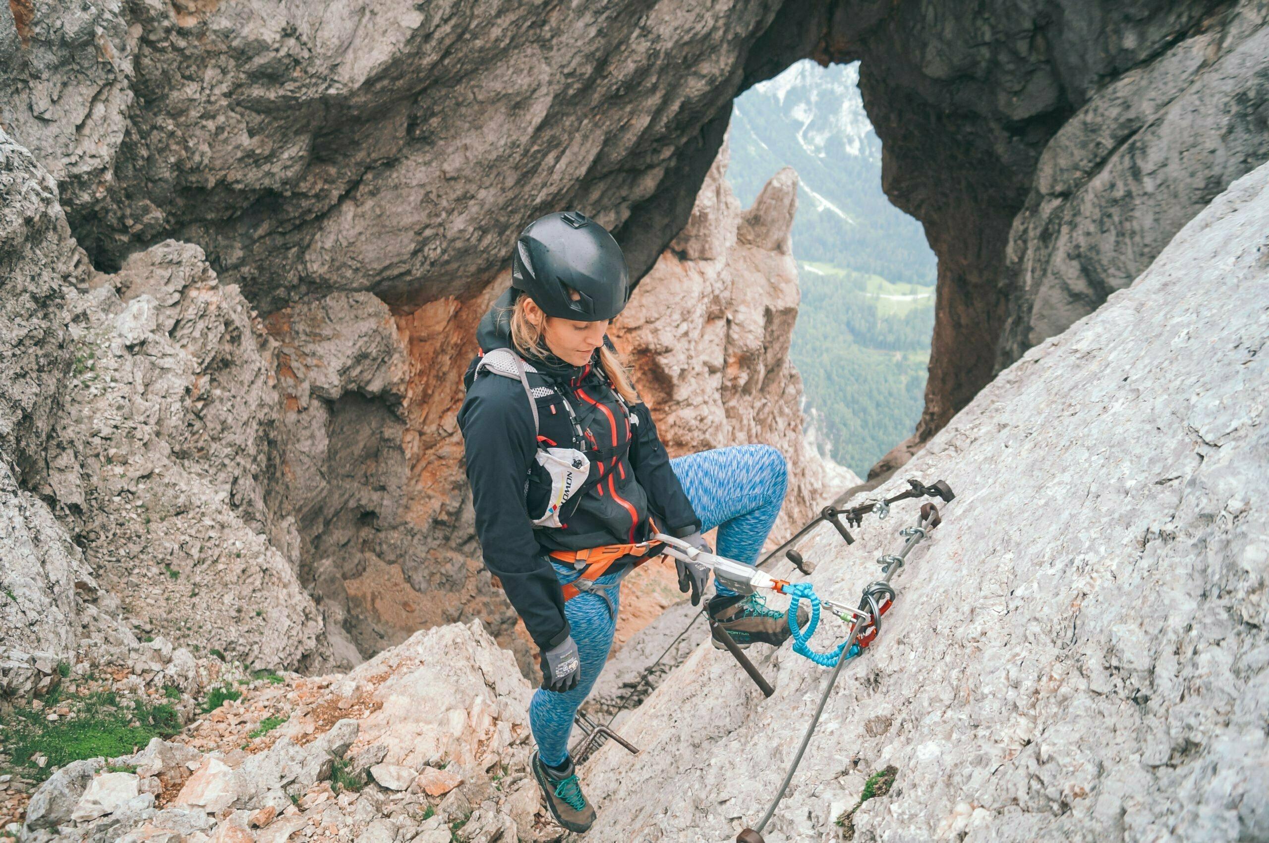 Extras_Klettersteigset