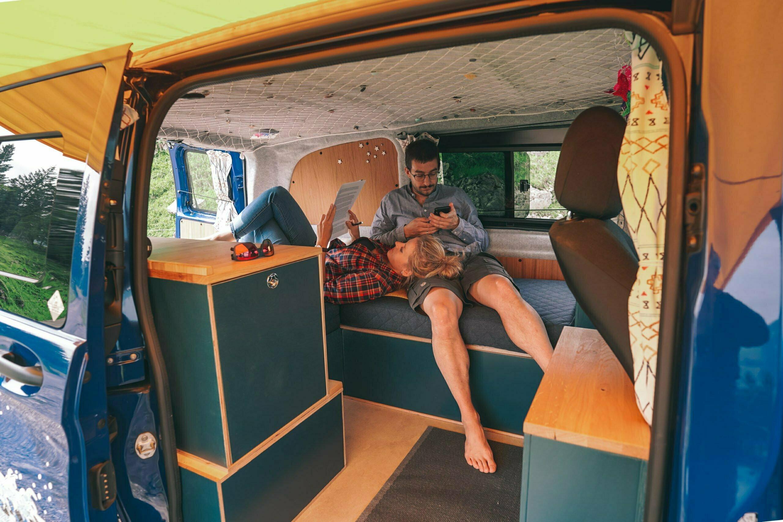 Camper Chill