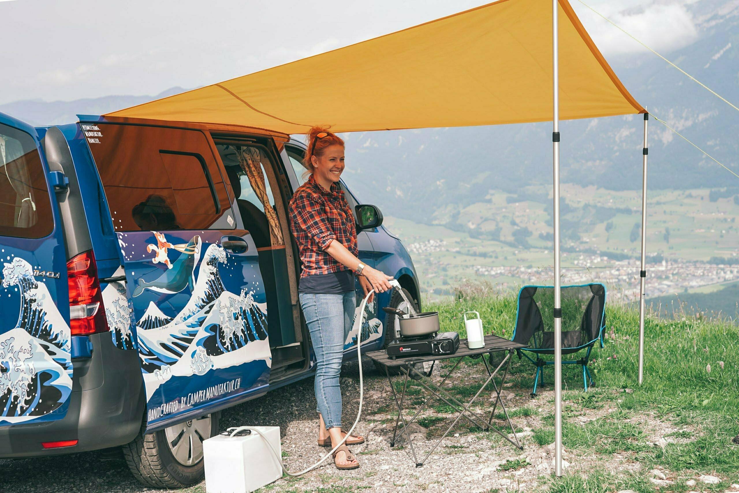 Camper Wasser