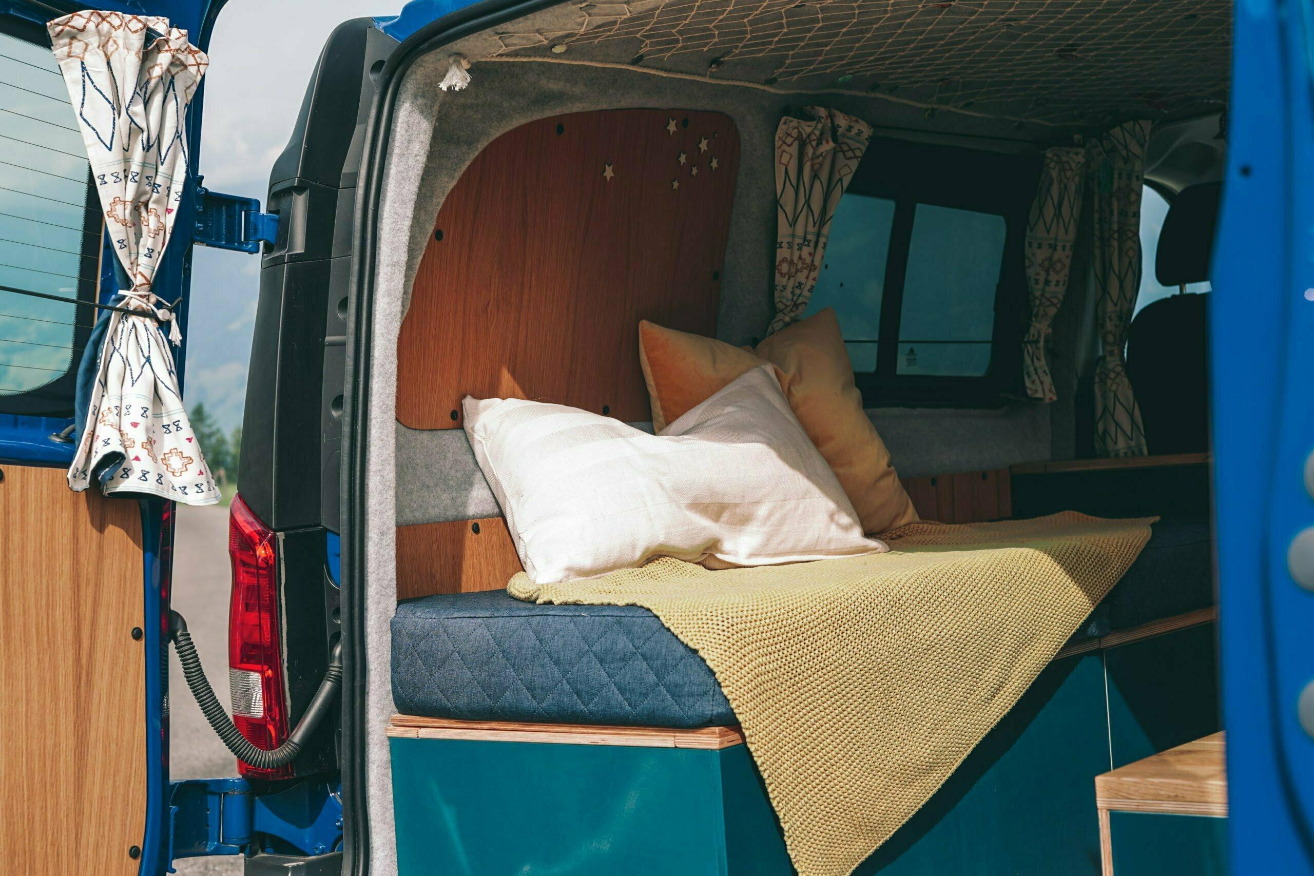 Camper Bett